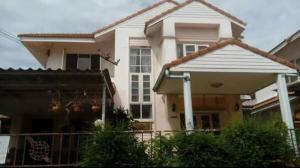 บ้านเดี่ยวสองชั้น 3650000 ชลบุรี เมืองชลบุรี บ้านสวน