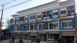 อาคารพาณิชย์ 3390000 ชลบุรี พนัสนิคม บ้านช้าง