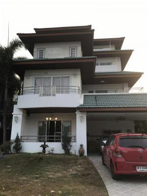 บ้านเดี่ยว 35000000 กรุงเทพมหานคร เขตพระโขนง บางจาก