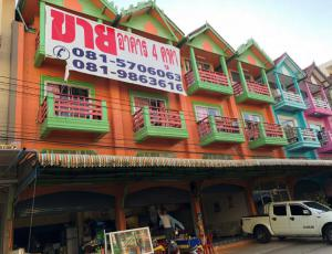 อาคารพาณิชย์ 7500000 เพชรบุรี ชะอำ ชะอำ