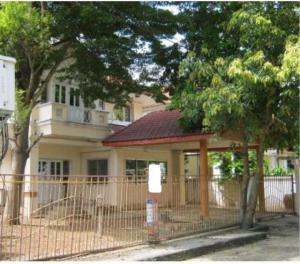 บ้านเดี่ยวสองชั้น 2550000 ปทุมธานี เมืองปทุมธานี บางคูวัด