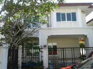 บ้านเดี่ยวสองชั้น 5990000 กรุงเทพมหานคร เขตคันนายาว คันนายาว