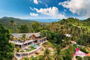 บ้านพร้อมที่ดิน 50000000 สุราษฎร์ธานี เกาะสมุย ตลิ่งงาม