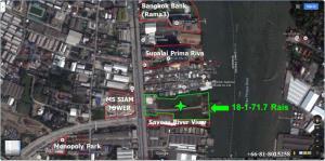 ที่ดิน 3317265000 กรุงเทพมหานคร เขตยานนาวา บางโพงพาง