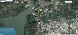 ที่ดิน 1200000000 ชลบุรี เมืองชลบุรี คลองตำหรุ