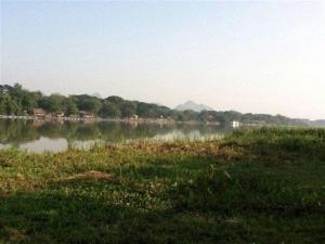 ที่ดิน 6500000 กาญจนบุรี เมืองกาญจนบุรี เกาะสำโรง