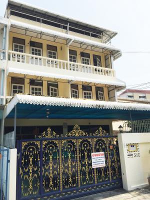 อาคารพาณิชย์ 8900000 นนทบุรี เมืองนนทบุรี ตลาดขวัญ