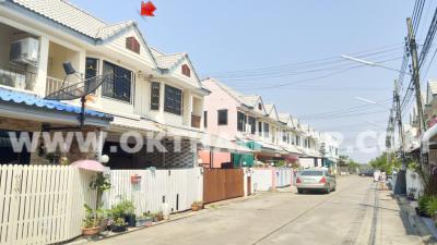 ทาวน์เฮาส์ 2200000 นนทบุรี ปากเกร็ด บ้านใหม่