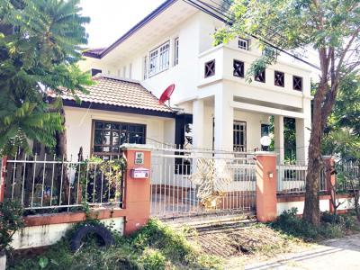 บ้านเดี่ยว 4300000 กรุงเทพมหานคร เขตประเวศ ประเวศ