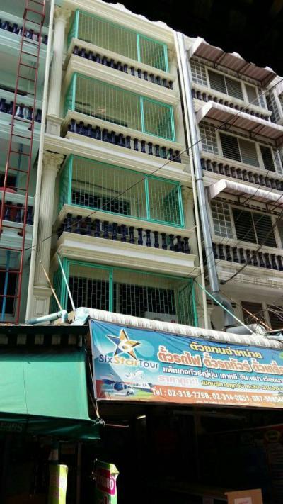 อาคารพาณิชย์ 40000 กรุงเทพมหานคร เขตบางกะปิ หัวหมาก