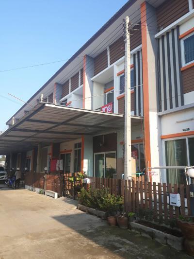 ทาวน์เฮาส์ 1500000 เพชรบุรี เมืองเพชรบุรี บ้านกุ่ม