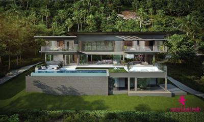 บ้านเดี่ยว 49000000 สุราษฎร์ธานี เกาะสมุย บ่อผุด