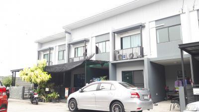 ทาวน์เฮาส์ 1700000 ปทุมธานี เมืองปทุมธานี บ้านฉาง
