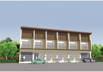 อาคารพาณิชย์ 1500000 เพชรบุรี บ้านลาด บ้านลาด