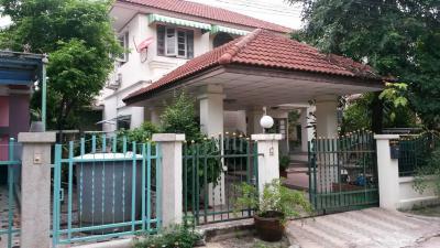 บ้านเดี่ยว 2700000 กรุงเทพมหานคร เขตมีนบุรี แสนแสบ