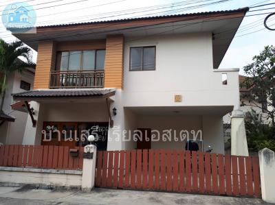 บ้านเดี่ยวสองชั้น 3900000 ชลบุรี เมืองชลบุรี ห้วยกะปิ