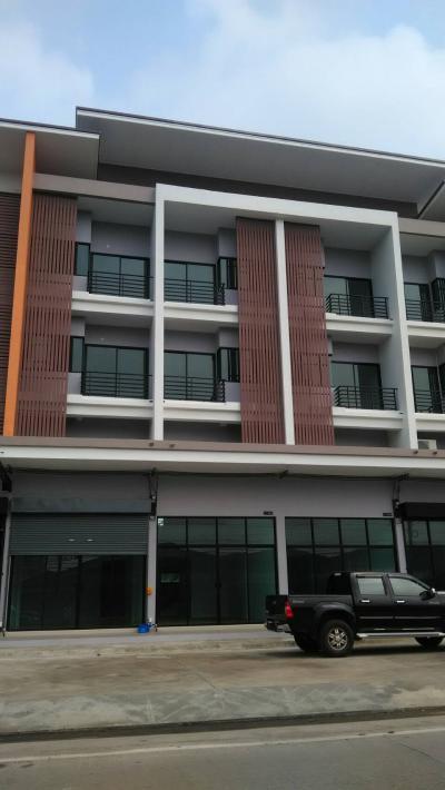 อาคารพาณิชย์ 17000 ปทุมธานี เมืองปทุมธานี บ้านใหม่