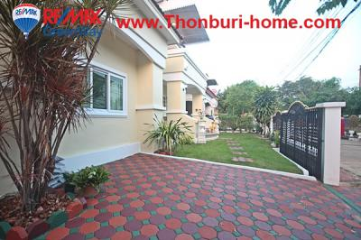 บ้านเดี่ยว 5900000 กรุงเทพมหานคร เขตบางบอน บางบอน