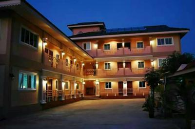 โรงแรม 45000000 น่าน เมืองน่าน ในเวียง