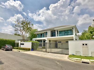บ้านเดี่ยว 35500000 กรุงเทพมหานคร เขตตลิ่งชัน บางระมาด