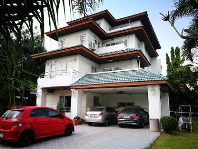 บ้านเดี่ยว 29000000 กรุงเทพมหานคร เขตพระโขนง บางจาก