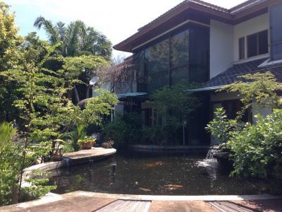 บ้านเดี่ยว 45000000 กรุงเทพมหานคร เขตคลองสามวา ทรายกองดินใต้