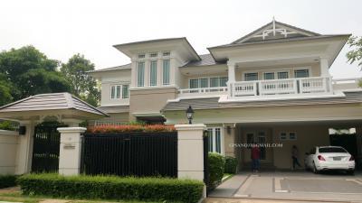 บ้านเดี่ยว 60000000 กรุงเทพมหานคร เขตตลิ่งชัน บางระมาด