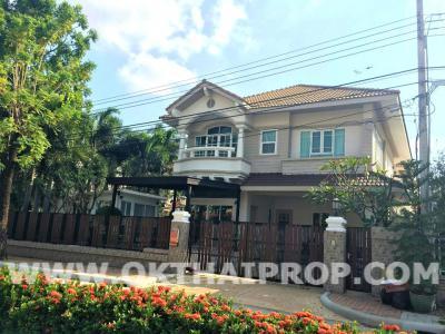 บ้านเดี่ยว 8400000 กรุงเทพมหานคร เขตประเวศ ประเวศ