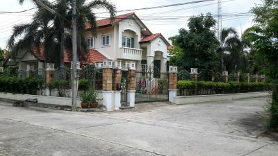 บ้านเดี่ยว 10800000 กรุงเทพมหานคร เขตลาดกระบัง คลองสามประเวศ