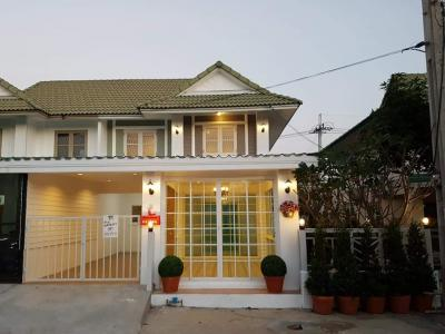 บ้านแฝด 2590000 นนทบุรี บางใหญ่ เสาธงหิน