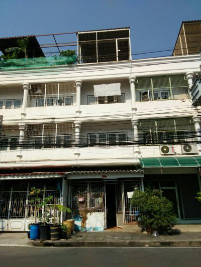 อาคารพาณิชย์ 4300000 นนทบุรี บางใหญ่ เสาธงหิน