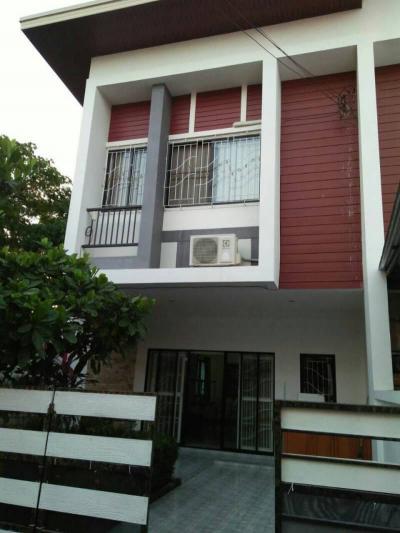 บ้านเดี่ยวสองชั้น 2900000 ชลบุรี บางละมุง หนองปรือ