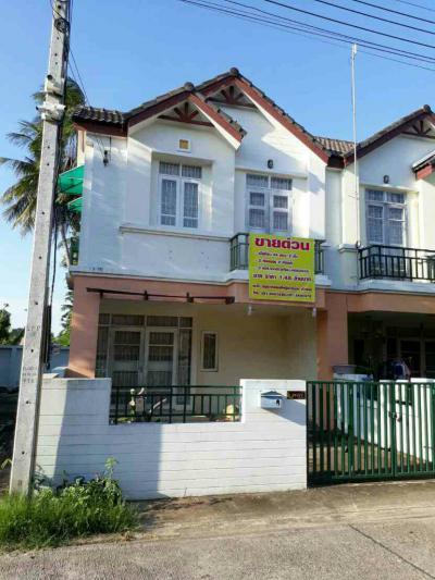 ทาวน์เฮาส์ 1350000 ราชบุรี โพธาราม บ้านสิงห์