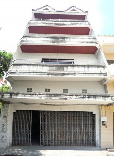 ตึกแถว 3000000 ชลบุรี เมืองชลบุรี บ้านสวน
