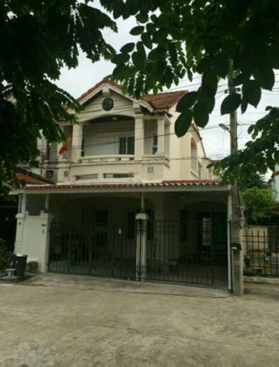 บ้านเดี่ยวสองชั้น 3190000 กรุงเทพมหานคร เขตคันนายาว คันนายาว