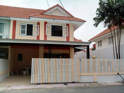 บ้านแฝด 2350000 นนทบุรี บางบัวทอง บางคูรัด