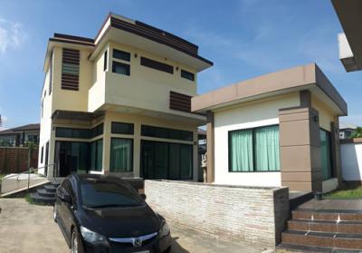 บ้านเดี่ยว 6800000 นนทบุรี ปากเกร็ด คลองพระอุดม