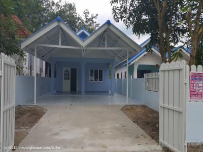 บ้านเดี่ยว 1500000 ระยอง บ้านค่าย หนองบัว