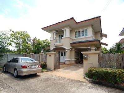 บ้านเดี่ยว 3600000 ปทุมธานี ธัญบุรี รังสิต