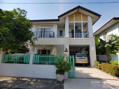 บ้านเดี่ยว 3900000 ปทุมธานี เมืองปทุมธานี บางปรอก
