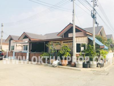 บ้านแฝด 1850000 ปทุมธานี ธัญบุรี ลำผักกูด