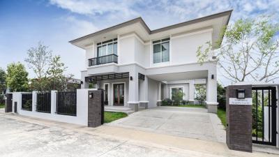 บ้านเดี่ยวสองชั้น 15500000 กรุงเทพมหานคร เขตบางแค บางแคเหนือ