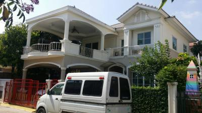 บ้านเดี่ยวสองชั้น 6250000 นครปฐม สามพราน กระทุ่มล้ม