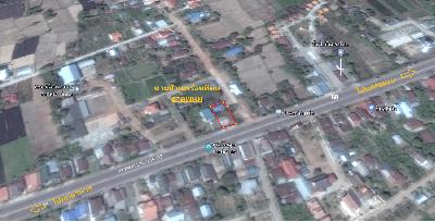 บ้านพร้อมที่ดิน 6000000 นครพนม ธาตุพนม พระกลางทุ่ง