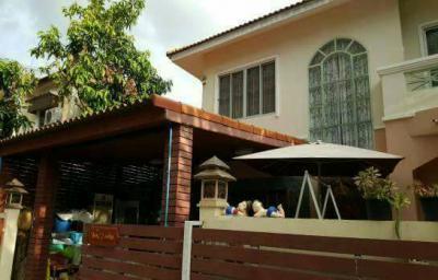 บ้านเดี่ยว 3200000 ปทุมธานี ธัญบุรี ลำผักกูด