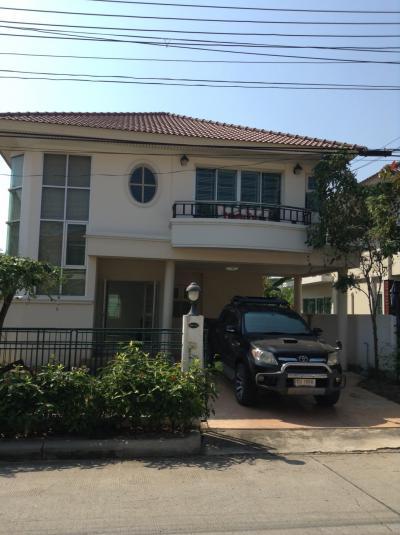 บ้านเดี่ยวสองชั้น 3800000 ขอนแก่น เมืองขอนแก่น บ้านเป็ด