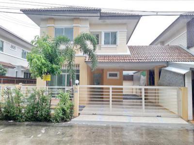 บ้านแฝด 4200000 กรุงเทพมหานคร เขตคลองสามวา บางชัน