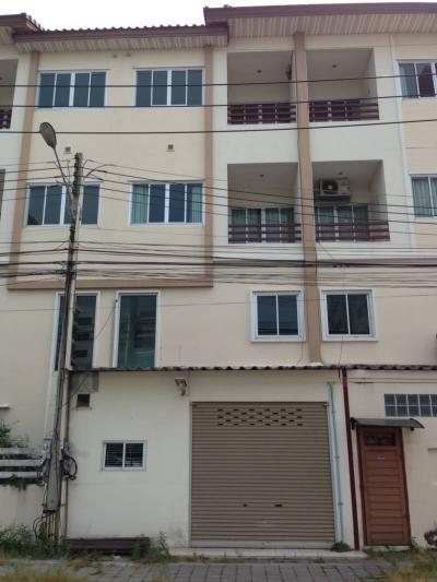 อาคารพาณิชย์ 8500000 ชลบุรี เมืองชลบุรี แสนสุข