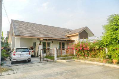 บ้านเดี่ยว 2450000 ปทุมธานี ธัญบุรี ลำผักกูด