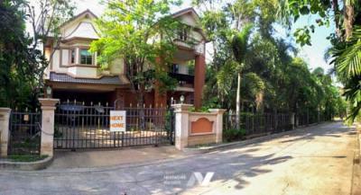 บ้านเดี่ยว 12900000 นนทบุรี บางกรวย บางคูเวียง